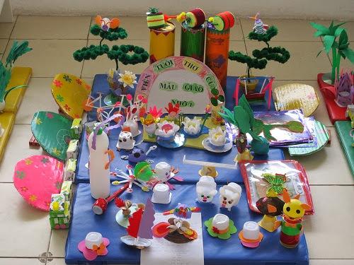 Hướng dẫn cách làm đồ chơi tự tạo cho trẻ