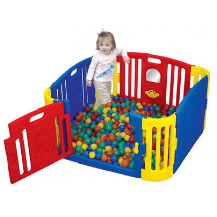 Quây bóng – Lựa chọn hoàn hảo cho trẻ vui chơi