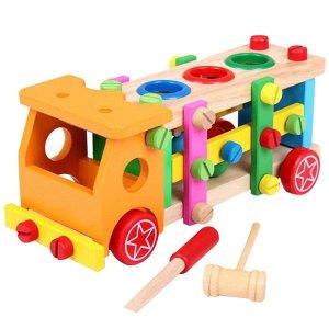 Nên mua đồ chơi thông minh cho bé dưới 1 tuổi ở đâu?