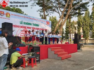 Công Trình Măng Non Sân Chơi Thiếu Nhi Quận Tân Bình