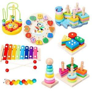 Tư vấn cách chọn đồ chơi cho bé theo độ tuổi