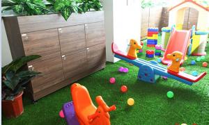 Làm khu vui chơi trẻ em ngay tại nhà tốn bao nhiêu tiền?