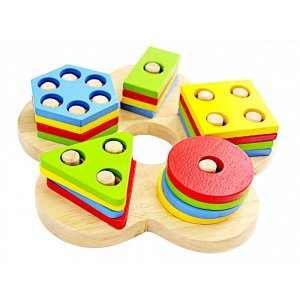 Lựa chọn đồ chơi thông minh cho bé dưới 1 tuổi như thế nào?