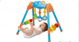 Nên mua giá treo đồ chơi cho bé chất lượng ở đâu?