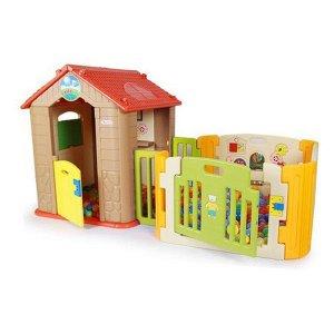 Mua nhà đồ chơi cho bé như thế nào đẹp và an toàn nhất?