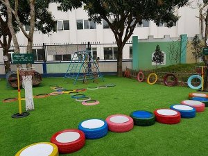 Những trò chơi ngoài trời mang lại lợi ích gì cho bé?