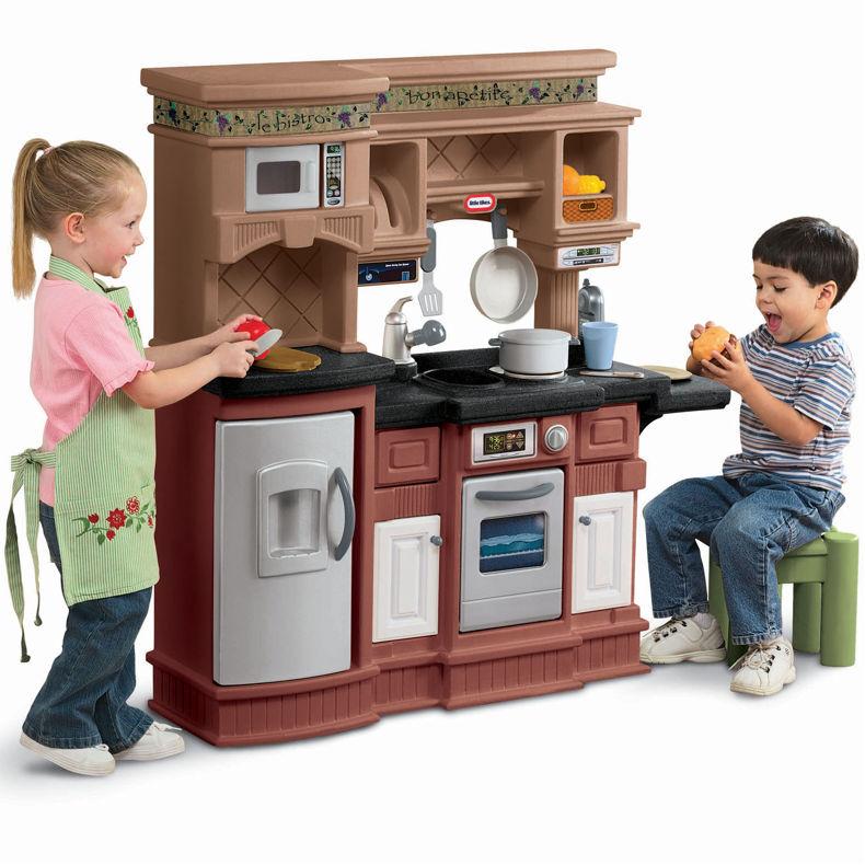Đồ chơi nhà bếp sành điệu( có bàn ăn)