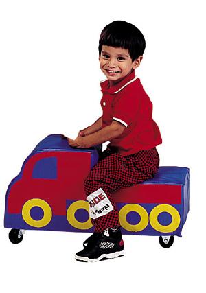 Đồ chơi mút nhà trẻ xe