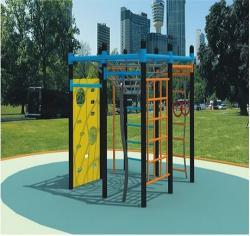 Đồ chơi công viên 2