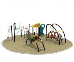 Đồ chơi công viên 4