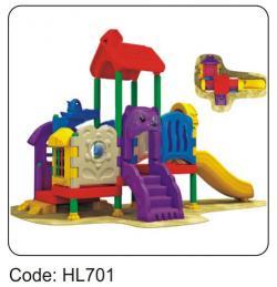 Cầu trượt liên hoàn HL701